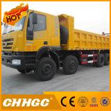 中国の有名なブランド3axle 6X4のダンプトラックの熱い販売