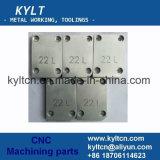 OEM/ODM precisie Customed die CNC de Delen van het Aluminium/van het Magnesium/van het Roestvrij staal/van het Ijzer machinaal bewerken