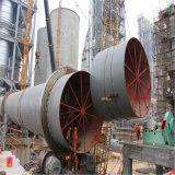 Horno giratorio de acero al carbono Shell / Cilindro con alta calidad