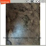 4-19mm Trempé la texture de pierre de résistance aux UV du verre pour le mobilier extérieur ou de décoration