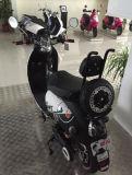 Motocicleta elétrica retro popular em Europa