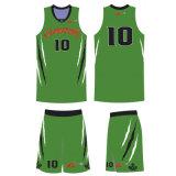Projetar a camisola reversível do basquetebol do Sublimation para a juventude