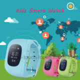 Het hete Verkopende GPS Slimme Horloge van Jonge geitjes met OLED het Scherm Y2