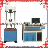 Équipement d'essai universel hydraulique d'étalage d'ordinateur Wth-P300