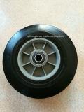 Roda Semi-Pneumática de borracha do Wheelbarrow da alta qualidade