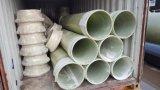 Polímero reforzado con fibra de plástico reforzado con fibra de plástico/tubos de los cilindros de tuberías GRP