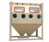 Machine environnementale Haut-Efficace manuelle de sablage