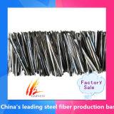Schmelzauszug-Stahlfaser für verstärktes feuerfestes Material
