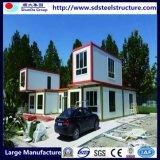 Moderna prefabricada Casas Villa Hecho de panel sándwich
