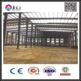 Taller de alta calidad ensamblado fácil de la estructura de acero