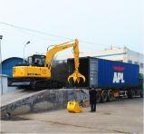 Профессиональное обслуживание перевозкы груза землечерпалки к Африке