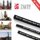 Boyau hydraulique de pression en caoutchouc flexible de Zmte En853 2sn