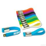 Unidade de borracha USB personalizados, a capacidade total de memória