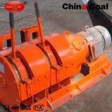 torno eléctrico del raspador de la explotación minera de subterráneo del tambor del doble del torno 2jpb
