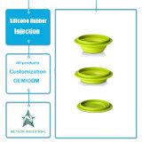 Подгонянные комплекты обеда Tableware силикона продуктов силикона качества еды