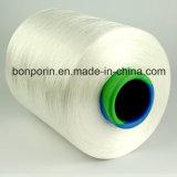 Hilado Twisted del polietileno de la fibra de UHMWPE