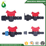 PVC потека стандартного полива пластичный шариковый клапан 2 дюймов