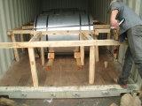 Катушка Z100 Z120 регулярно гальванизированная блесточкой стальная
