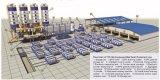 Tianyi 이동할 수 있는 조형 시멘트 위원회 EPS 샌드위치 벽 기계