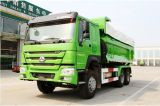 중국 Sinotruk HOWO 336 HP 6*4 13m3 25ton 쓰레기꾼 팁 주는 사람 트럭 대형 트럭 (ZZ3257N2947)