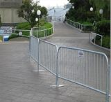 Fábrica de bajo precio cerca de la barrera de control de multitudes