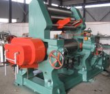 Moulin de mélange ouvert en caoutchouc du roulis Xk400 deux avec le certificat d'OIN de la CE