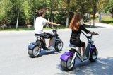 motorino elettrico di Harley del grande pneumatico 1000W con la sede per l'adulto