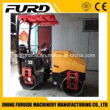 Rullo compressore di Frud un rullo vibrante in tandem da 2 tonnellate (FYL-900)