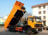 Ng80 de Vrachtwagen van de Kipper van de Kipwagen 380HP Beiben