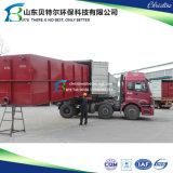 コンパクトな排水処理機械