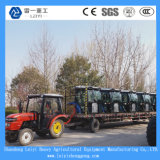 2017 più nuovo tipo trattore agricolo diesel dell'azionamento della rotella di 70HP 4 per l'azienda agricola /Pasture