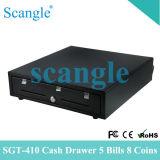 RJ11 / USB del metal de caja registradora POS / Small Cash Box