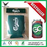 熱い販売の昇進のネオプレンのビール瓶の袖、びんKoozie