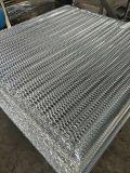 Feuilles en métal expansé renforcées à l'aide de Tec-Sieve Light-Duty