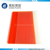 Strato gemellare di plastica della cavità del policarbonato della parete per la serra di agricoltura