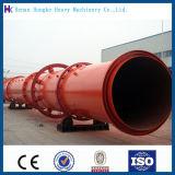 Precio de fábrica sobre el secador de tambor rotatorio