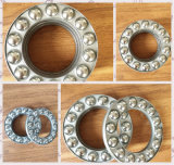 China Agulha combinada e rolamento de esferas 51211 Rolamento de esferas de impulso