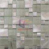 La carta di parete gradice le mattonelle di mosaico di cristallo (CFC642)