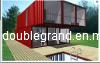 Camera del contenitore della struttura d'acciaio/Camera prefabbricata del contenitore
