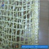 De in het groot Plastic Zakken van het Brandhout van het Netwerk met Drawstring