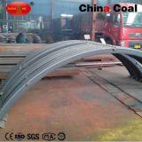 Fabricante del soporte de arco de la explotación minera de la viga de acero de la alta calidad