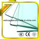 la sicurezza di 4-19mm ha temperato il vetro inciso acido per il portello della stanza da bagno della costruzione con Ce/ISO9001/ccc