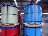 Строительный материал PPGI Prepainted стальная катушка
