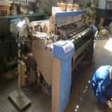 Zax9100 de doble boquilla Airjet Telar de tejido de la máquina con alimentador electrónico