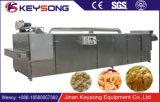 La máquina automática del alimento de bocado del soplo sopló bocado del arroz que hacía la máquina