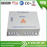 Boîte de mélangeur de CC 1000V avec système 3P SPD et le fusible 10A