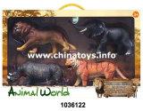 Gli ultimi giocattoli animali di plastica molli (1036122)