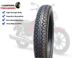 Bajaj High Strength Off-Road Street Motocicleta Tire Tube Tire 3.00-18, 3.00-17