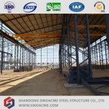 Estrutura de aço leve prefabricadas Sinoacme galpão da fábrica