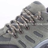 Dedo do pé de aço de escalada de venda quente S3 RS6168 padrão das sapatas de trabalho da segurança do estilo